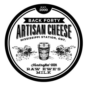 Back Forty Cheese